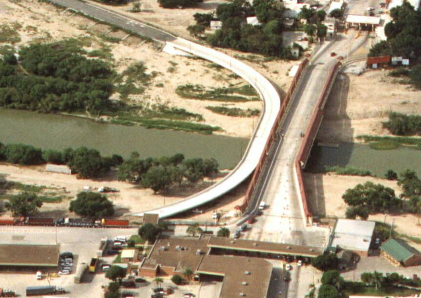 Progreso International Bridge, Progreso, TX