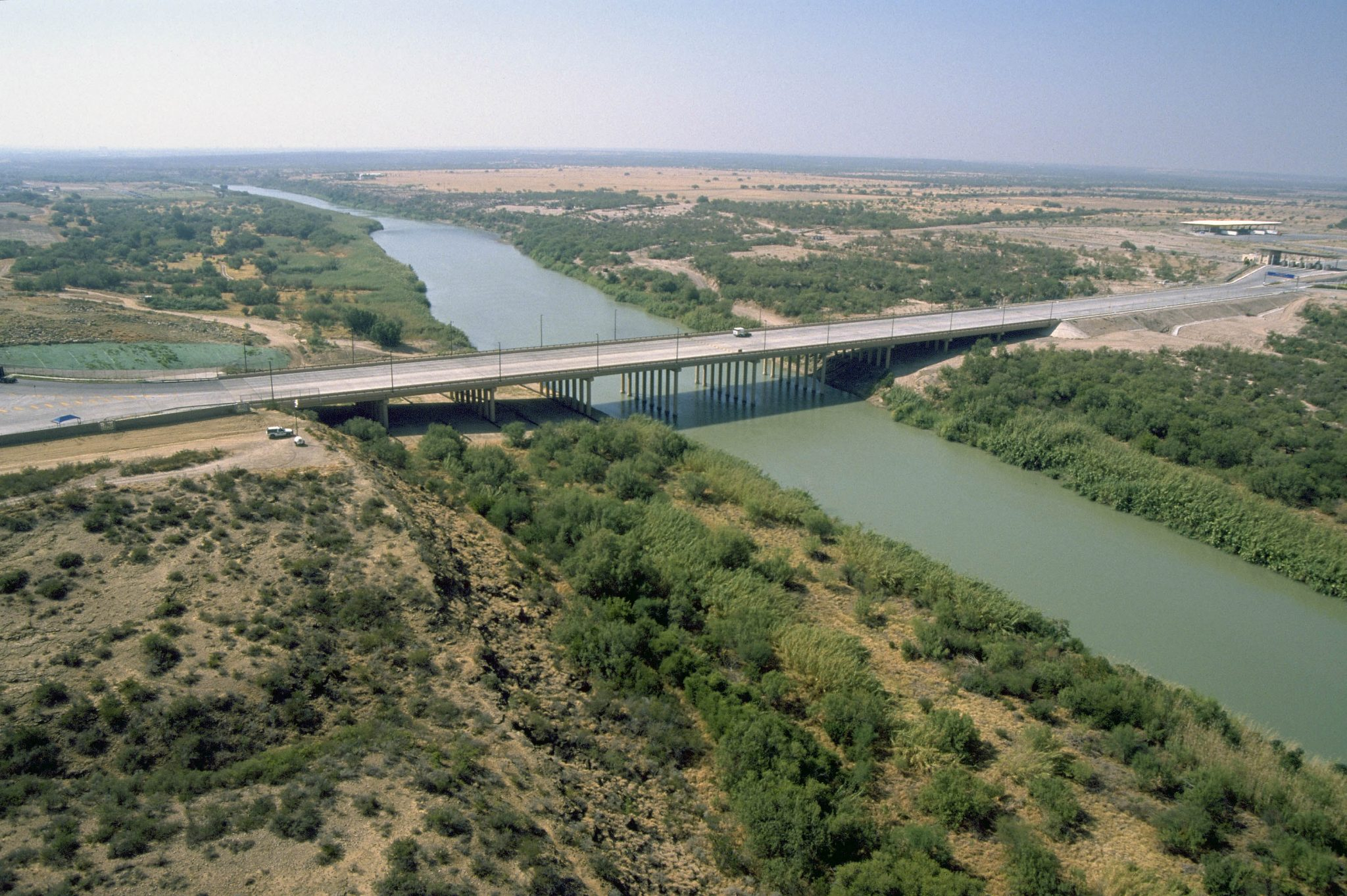 World Trade Bridge, Laredo, TX